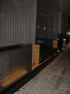 W Boston Hotel Lobby
