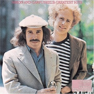 Simon and Garfunkel Then