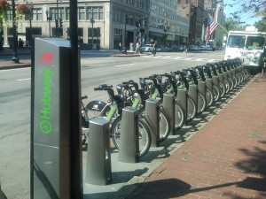 Hubway Boston