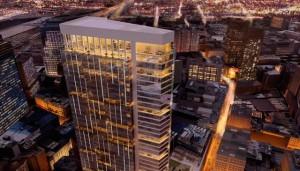 Millennium Tower Condos Boston