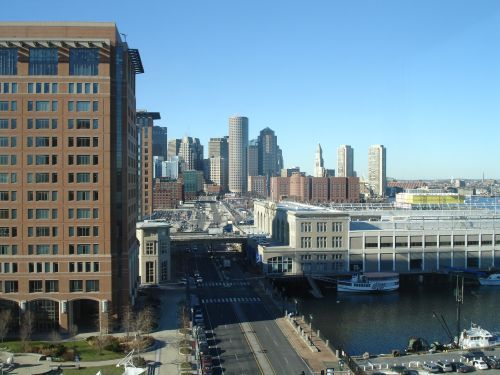 Click for Boston Seaport Apartments slideshow