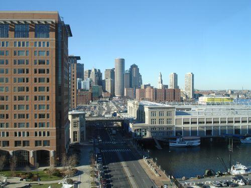Click for Boston Seaport Apartments slideshow