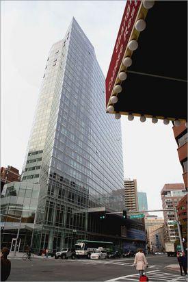 Click for W Boston  slideshow