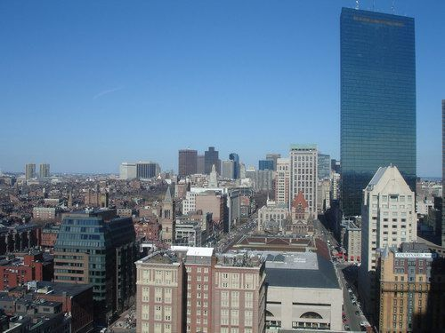 Copley Luxury High Rise Photo #2