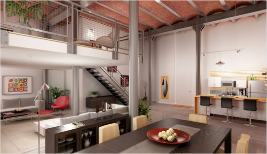Brewery Lofts Photo #6