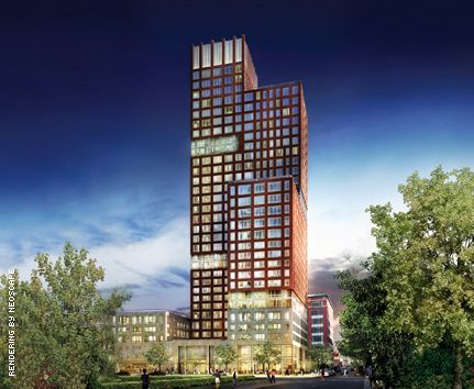 Back Bay Ultra Luxury High Rise Apartments