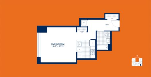 Back Bay Ultra Luxury High Rise Apartments Photo #4