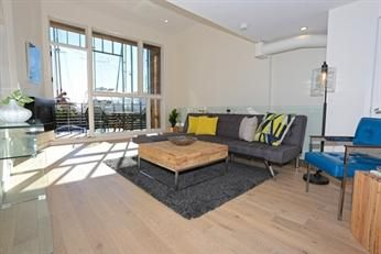 New Construction 1-of-A-Kind Duplex Loft on ++ Garage Parking East Boston's Jeffries Point Boston, $849,000