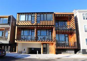 New Construction 1-of-A-Kind Duplex Loft on ++ Garage Parking Photo #23