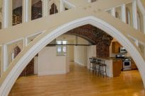 Photo: 1 of a Kind Duplex 3 Bed Loft in Converted Church