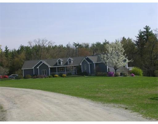 Photo: 153 Wallace Hill Rd, Townsend, MA