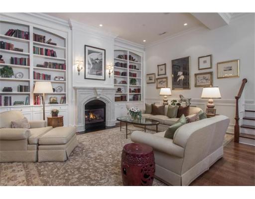 50 Beacon St #1, Boston, MA Beacon Hill Boston, $3,650,000