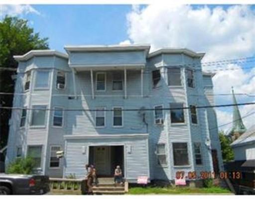 Photo: 3 Apartment Building Bundle, Fitchburg, MA
