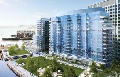 Boston, MA - Seaport District