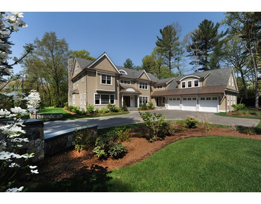 Photo of 159 Dover Road, Wellesley, MA