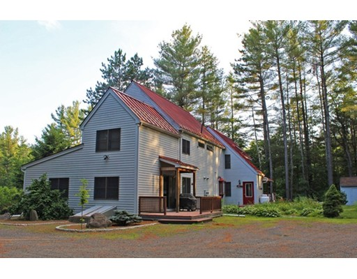 Photo: 25 Thunder Mountain Road, Charlemont, MA