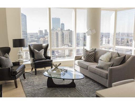 1 Franklin St. #2403, Boston, MA Midtown Boston, $3,250,000