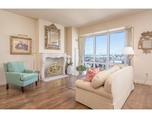 400 Stuart St. #23A, Boston, MA Back Bay Boston, $3,495,000