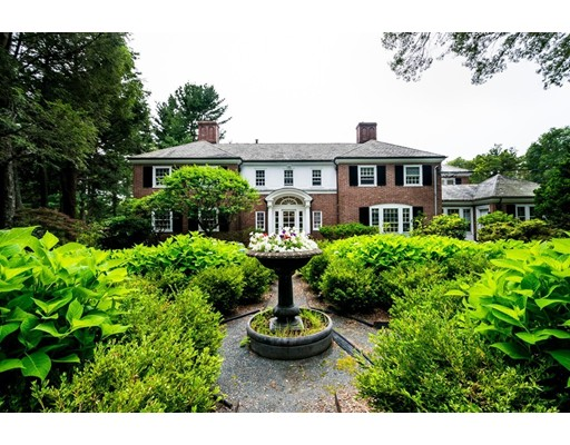 Photo of 244 Dudley Road, Newton, MA