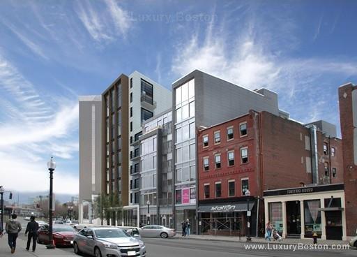 West Broadway Apartments Boston