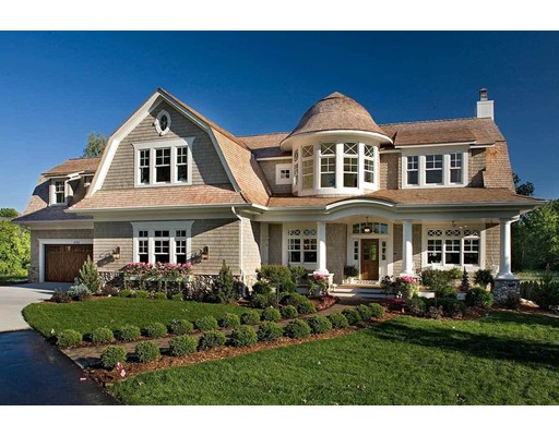 Photo of 4 Falmouth Road, Wellesley, MA