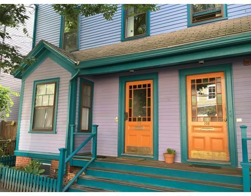 Photo: 106 Pleasant St, Cambridge, MA