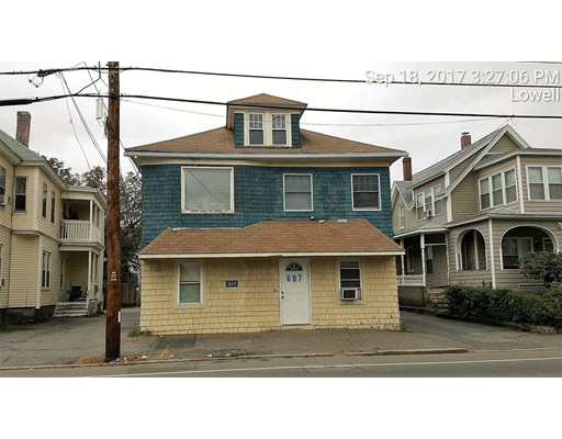 Photo: 607 Chelmsford St, Lowell, MA
