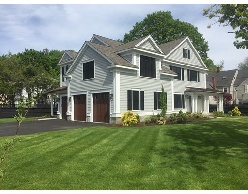 Photo of 1 Harrington Road, Winchester, MA
