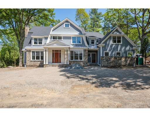 Photo of 22 Ordway Road, Wellesley, MA
