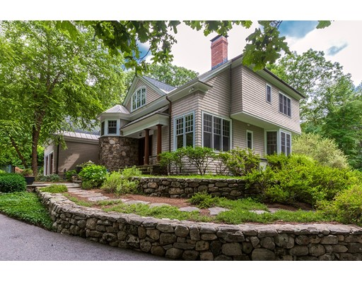 Photo: 136 & 132 Weston Road, Lincoln, MA