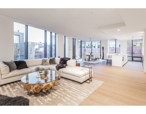 Photo of 10 Farnsworth Penthouse, Boston, MA