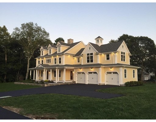 "Photo: Lot 1 ""Conley"" Diamond Estates, Sharon, MA"
