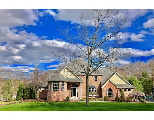 Photo: 7 High Meadow Circle, East Longmeadow, MA