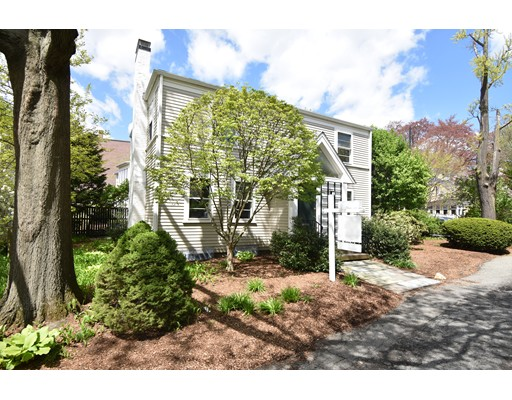 Photo of 16 Brattle Circle, Cambridge, MA
