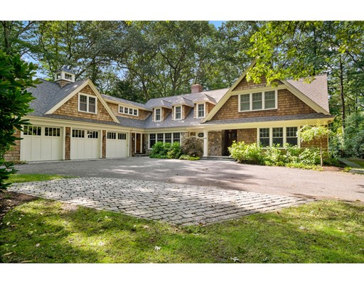 Photo of 216 Winding River Road, Wellesley, MA