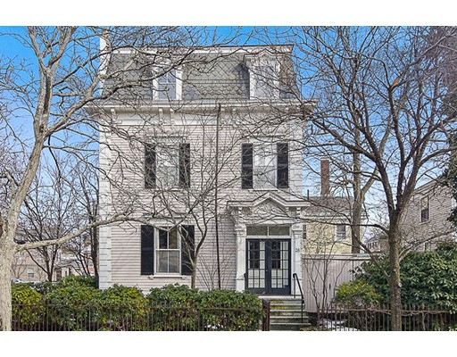 Photo of 28 Hawthorn Street, Cambridge, MA