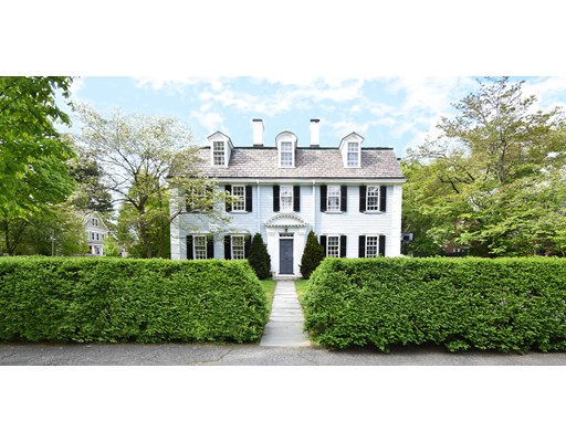 Photo of 115 Coolidge Hill, Cambridge, MA