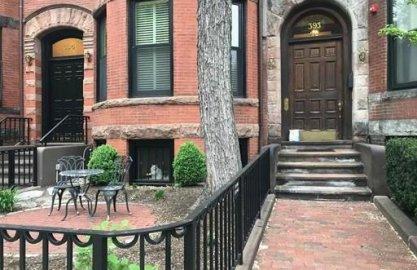 393 Marlborough Street #4