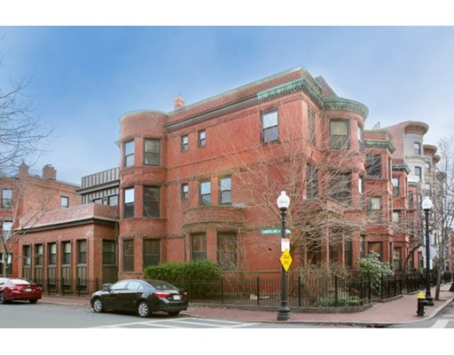 Photo of 136 Saint Botolph, Boston, MA