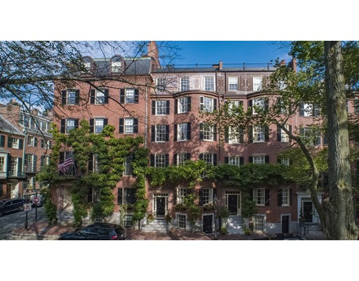Photo of 17 Louisburg Square, Boston, MA