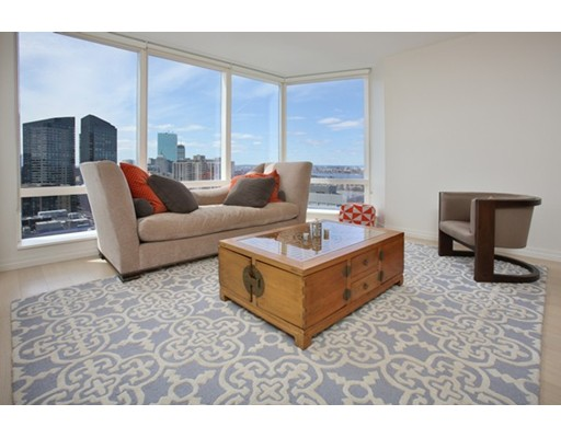 1 Franklin St.    FURNISHED #2412, Boston, MA Photo #1