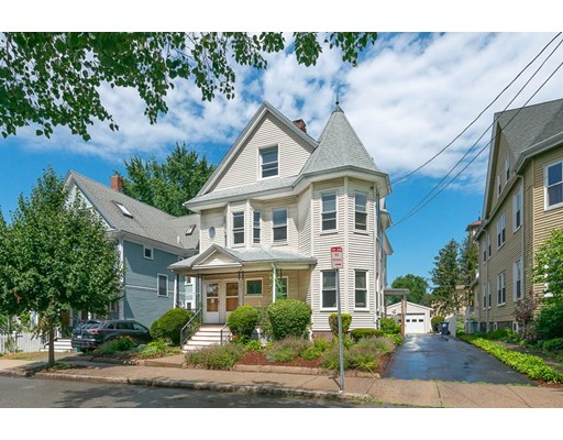 Photo of 11-13 Haskell Street, Cambridge, MA
