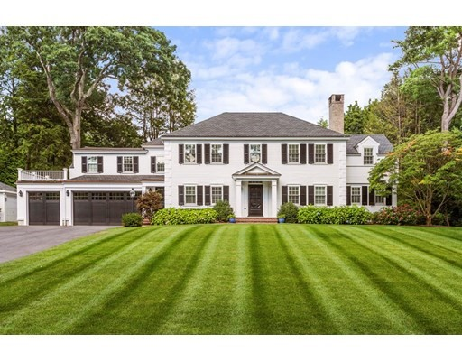 Photo of 109 Edmunds Road, Wellesley, MA