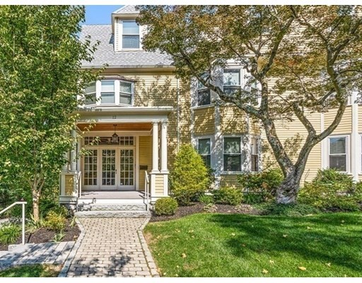 Photo of 12 Mount Pleasant Street, Winchester, MA
